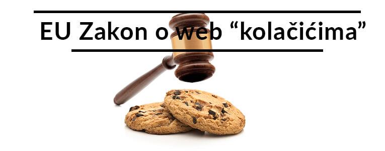 "EU Zakon o web ""kolačićima"""