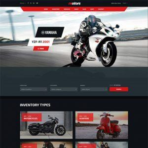 web stranica za motocikle