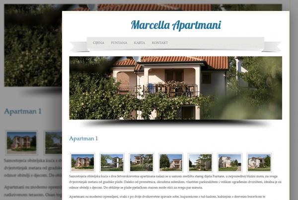 Marcella apartmani