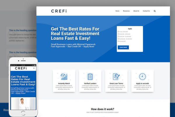 Crefi Real Estate Lenders