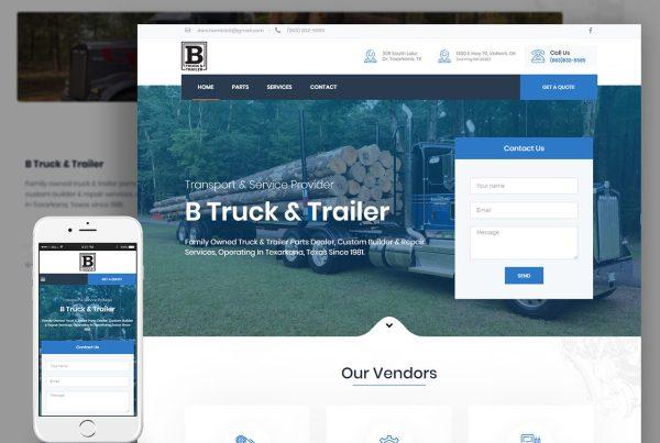 B Truck & Trailer